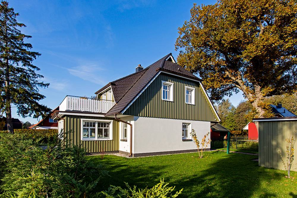 ferienhaus haus maase ostseebad prerow ferienh user in prerow an der ostsee mecklenburg. Black Bedroom Furniture Sets. Home Design Ideas